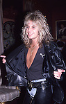 Vince Neil of Motley Crue in Hollywood Feb 1986.