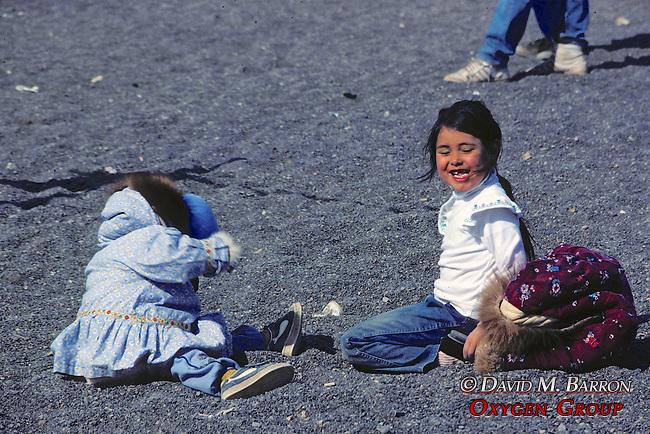 Kids Enjoying Nelegatuk