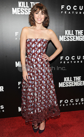 New York, NY- October 9: Mary Elizabeth Winstead attends the  'Kill the Messenger' New York Premiere at the Museum of Modern Art on October 9, 2014 in New York City. Credit: John Palmer/MediaPunch