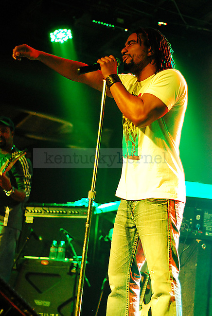 The new singer for the Wailers, Koolant, showed fans that he can add a creative touch to classic songs.