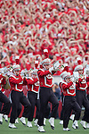 September 26, 2009: Wisconsin Badgers band plays during an NCAA football game against the Michigan State Spartans at Camp Randall Stadium on September 26, 2009 in Madison, Wisconsin. The Badgers won 38-30. (Photo by David Stluka)