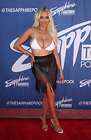 06 July 2019 - Las Vegas, NV - Lindsey Pelas. Lindsey Pelas hosts 4th of July weekend poolside bash at Sapphire Topless Pool and Dayclub. Photo Credit: MJT/AdMedia