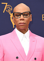 09 September 2018 - Los Angeles, California - Rupaul. 2018 Creative Arts Emmy Awards - Arrivals held at Microsoft Theater. <br /> CAP/ADM/BT<br /> &copy;BT/ADM/Capital Pictures