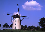 Europe, DEU, Germany, North Rhine Westphalia, Lower Rhine, Hinsbeck, Typical Windmill, Stammenmuehle....[ For each utilisation of my images my General Terms and Conditions are mandatory. Usage only against use message and proof. Download of my General Terms and Conditions under http://www.image-box.com or ask for sending. A clearance before usage is necessary...Material is subject to royalties. Each utilisation of my images is subject to a fee in accordance to the present valid MFM-List...Contact | archive@image-box.com | www.image-box.com ]
