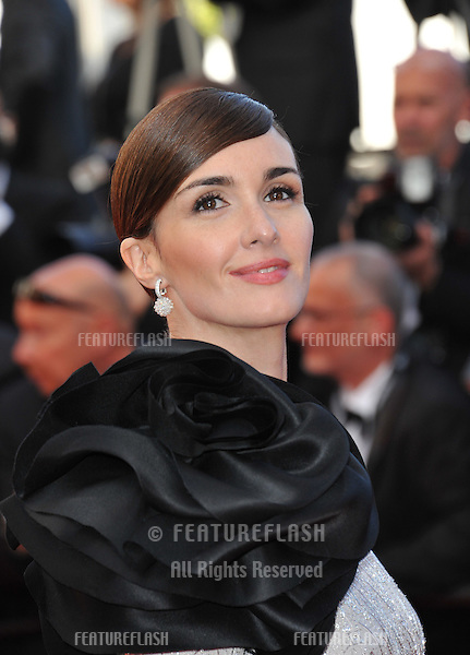 Paz Vega at the gala awards ceremony at the 67th Festival de Cannes.<br /> May 24, 2014  Cannes, France<br /> Picture: Paul Smith / Featureflash