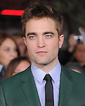 Robert Pattinson attends The world premiere of Summit Entertainment's THE TWILIGHT SAGA: BREAKING DAWN -PART 2 held at  Nokia Theater at L.A. Live in Los Angeles, California on November 12,2012                                                                               © 2012 DVS / Hollywood Press Agency