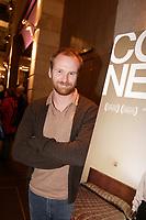 Montreal (Qc) CANADA, November 6, 2007-<br /> Stephane Lafleur, director,<br /> Continental - Un film sans fusil at Ex-Centris<br /> photo (c) Pierre Roussel -  Images Distribution