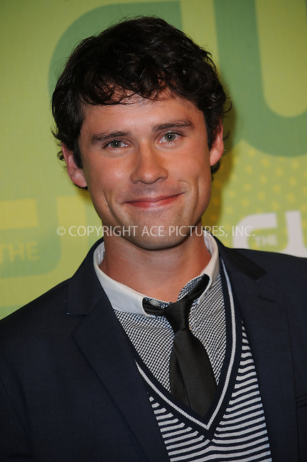 WWW.ACEPIXS.COM . . . . . ....May 21 2009, New York City....Actor Ben Hollingsworth arriving at the 2009 The CW Network UpFront at Madison Square Garden on May 21, 2009 in New York City.....Please byline: KRISTIN CALLAHAN - ACEPIXS.COM.. . . . . . ..Ace Pictures, Inc:  ..tel: (212) 243 8787 or (646) 769 0430..e-mail: info@acepixs.com..web: http://www.acepixs.com