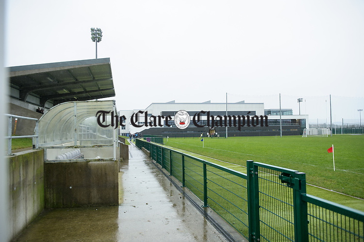 Munster Senior Hurling League Round Four venue WIT Centre at Carriganore. Photograph by John Kelly.