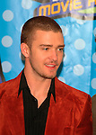 Justin Timberlake.at the 2003 Movie Awards at Shrine Auditorium in Los Angeles 5/31/03.