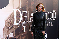 Los Angeles, CA - MAy 14:  Molly Parker attends the Los Angeles Premiere of HBO's 'Deadwood' at Cinerama Dome on May 14 2019 in Los Angeles CA. <br /> CAP/MPI/CSH/IS<br /> &copy;IS/CSH/MPI/Capital Pictures