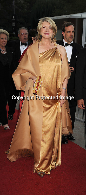 Martha Stewart .arriving at The opening night of the Metropolitan Opera  on September 22, 2008 at The Metropolitan Opera House in New York City. ..Robin Platzer, Twin Images