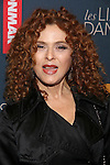 Bernadette Peters attend the Broadway Opening Night Performance of 'Les Liaisons Dangereuses'  at The Booth Theatre on October 30, 2016 in New York City.