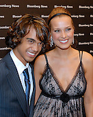 Washington, D.C. - April 21, 2007 -- Sanjaya and Petra Nemcove attend the Bloomberg News Party at the Embassy of Costa Rica following the 2007 White House Correspondents Association dinner at the Washington Hilton in Washington, D.C. on Saturday evening, April 21, 2007..Credit: Ron Sachs / CNP                                                                (NOTE: NO NEW YORK OR NEW JERSEY NEWSPAPERS OR ANY NEWSPAPER WITHIN A 75 MILE RADIUS OF NEW YORK CITY)