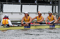 Race: 11 - Event: TEMPLE - Berks: 110 KING'S COLLEGE, QUEENSLAND, AUS - Bucks: 156 YALE UNIVERSITY, USA<br /> <br /> Henley Royal Regatta 2017<br /> <br /> To purchase this photo, or to see pricing information for Prints and Downloads, click the blue 'Add to Cart' button at the top-right of the page.