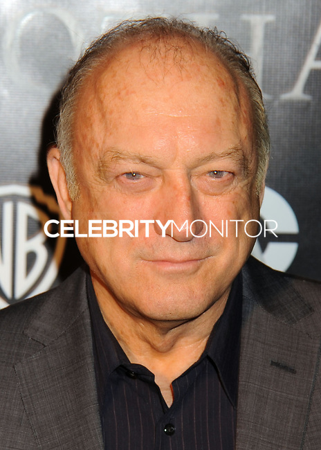 NEW YORK CITY, NY, USA - SEPTEMBER 15: John Doman arrives at the New York Series Premiere Of 'Gotham' held at the New York Public Library on September 15, 2014 in New York City, New York, United States. (Photo by Celebrity Monitor)