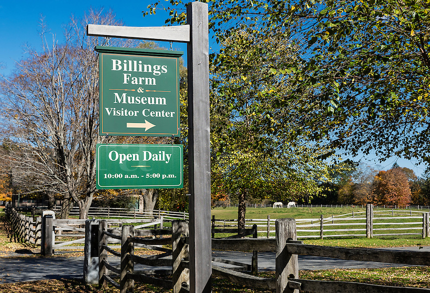 Billings Farm Museum, Woodstock, Vermont, USA