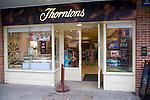 Thorntons shop Colchester, Essex