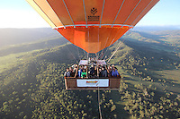 20140408 April 08 Hot Air Balloon Gold Coast