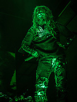 Rob Zombie at the Civic in New Orleans, LA on June 2, 2015.