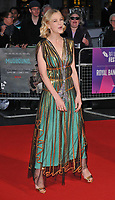 Carey Mulligan at the 61st BFI LFF &quot;Mudbound&quot; Royal Bank of Canada gala, Odeon Leicester Square, Leicester Square, London, England, UK, on Thursday 05 October 2017.<br /> CAP/CAN<br /> &copy;CAN/Capital Pictures
