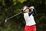 Golfer Amanda Tan of Indonesia during the 2017 Hong Kong Ladies Open on June 10, 2017 in Hong Kong, China. Photo by Marcio Rodrigo Machado / Power Sport Images
