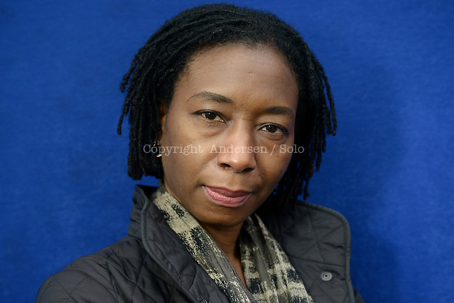 Sefi Atta, South African writer, on May 19, 2013