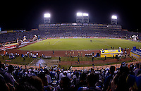 US Men's National Team vs Honduras at Estadio Olimpico in San Pedro Sula, Honduras.