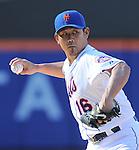 Daisuke Matsuzaka (Mets),<br /> APRIL 20, 2014 - MLB : Daisuke Matsuzaka of the New York Mets during the Major League Baseball game against the Atlanta Braves at Citi Field in Flushing, NY, USA.<br /> (Photo by AFLO)