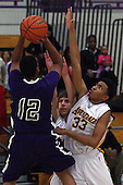 Pontiac at Auburn Hills Avondale, Boys Varsity Basketball, 12/13/13
