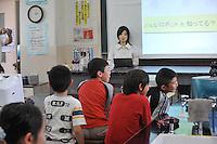 Japan Robot Teacher