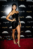 MIAMI BEACH, FL - MAY 11: Danielle Herrington attends the SI Swimsuit On Location Closing Party at Myn-Tu on May 11, 2019 in Miami Beach, Florida.<br /> CAP/MPI140<br /> ©MPI140/Capital Pictures