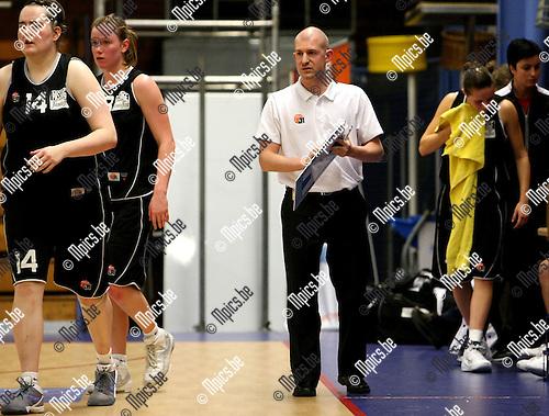 2009-11-14 / Basketbal / seizoen 2009-2010 / Kabo - Sint Katelijne Waver / Arvid Diels..foto: mpics