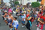 Carnaval de rua. Bloco Esfarrapado. Bairro Bexiga, Bela Vista. São Paulo. 2014. Foto de Juca Martins.