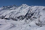 Rendl Ski Area at St Anton, Austria,