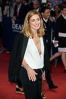 Julie Gayet attends 'Get on up' 1ERE - 40th Deauville American Film Festival - France