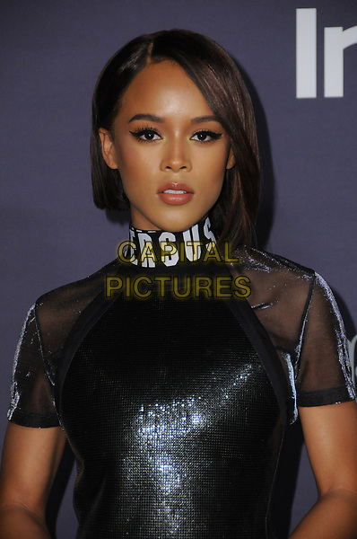 23 October  2017 - Los Angeles, California - Serayah. Third Annual &quot;InStyle Awards&quot; held at The Getty Center in Los Angeles. <br /> CAP/ADM/BT<br /> &copy;BT/ADM/Capital Pictures