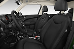 Front seat view of a 2015 MINI Countryman Base 4 Door Hatchback Front Seat car photos