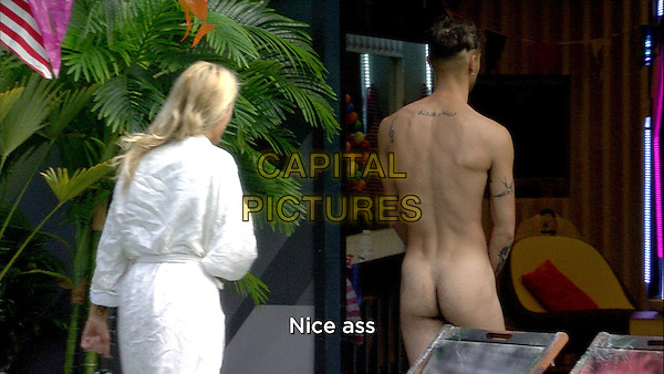 Celebrity Big Brother, Summer 2016, Day 48<br /> Jayne and Jackson.<br /> *Editorial Use Only*<br /> CAP/KFS<br /> Image supplied by Capital Pictures