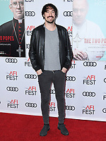 "18 November 2019 - Hollywood, California - Joan Vila. 2019 AFI Fest's "" The Two Popes"" Los Angeles Premiere held at TCL Chinese Theatre. Photo Credit: Birdie Thompson/AdMedia"