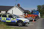 Garda investigation Stamullen Road, Gormanston, Co.Meath