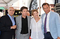 Jeffrey Tambor, Jason Bateman, Jessica Walter, Will Arnett at the Hollywood Walk of Fame Star Ceremony honoring actor Jason Bateman. Los Angeles, USA 26 July 2017<br /> Picture: Paul Smith/Featureflash/SilverHub 0208 004 5359 sales@silverhubmedia.com