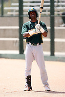 Jose Crisotomo, Oakland Athletics 2010 extended spring training..Photo by:  Bill Mitchell/Four Seam Images.