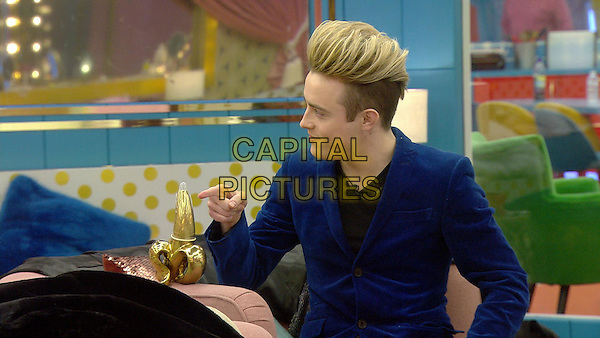 Celebrity Big Brother 2017<br /> Jedward Grimes<br /> *Editorial Use Only*<br /> CAP/KFS<br /> Image supplied by Capital Pictures