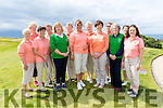 Parknasille Ladies Team at the Noreen Moore Cup final at Tralee Barrow Golf Club on Tuesday