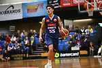 NELSON, NEW ZEALAND - JUNE 7 NBL Basketball, Mike Pero Nelson Giants v Rangers on June 7 at Trafalgar Centre 2019 in Nelson, New Zealand. (Photo by: Evan Barnes Shuttersport Limited)