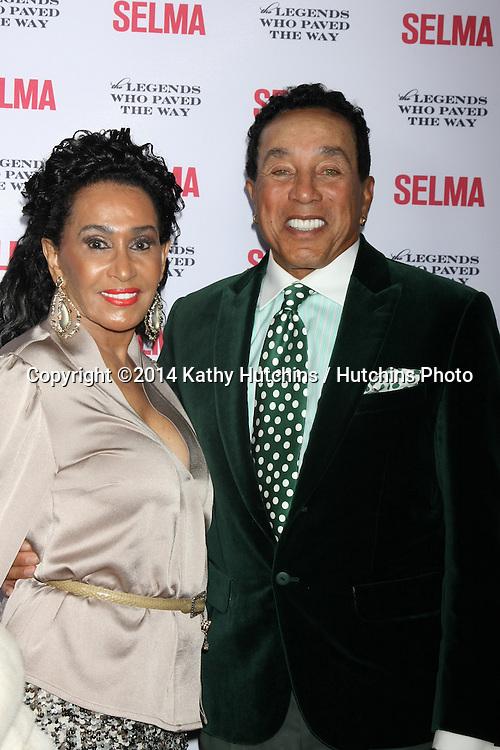 """SANTA BARBARA - DEC 6:  Smokey Robinson at the """"Selma"""" & Legends Who Paved the Way Gala at the Bacara Resort & Spa on December 6, 2014 in Goleta, CA"""