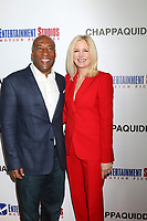 "LOS ANGELES - MAR 28:  Byron Allen, Jennifer Lucas at the ""Chappaquiddick"" Premiere at Samuel Goldwyn Theater on March 28, 2018 in Beverly Hills, CA"
