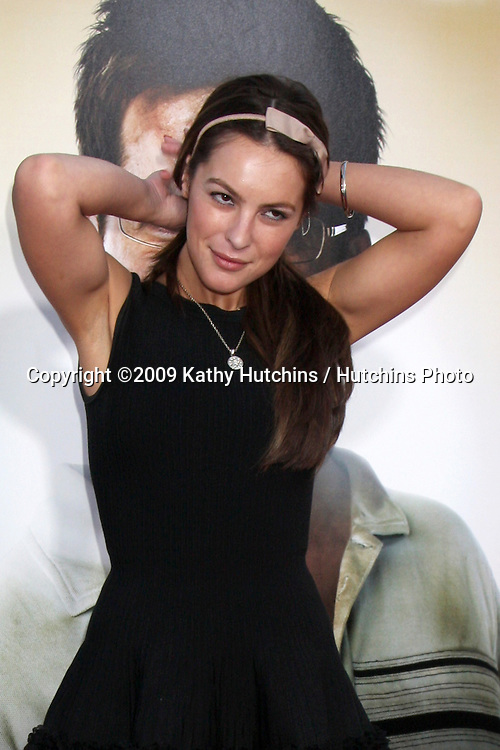 """Sasha Barrese  arriving  at the World Premiere of """"Hangover"""" at Grauman's Chinese Theater in Los Angeles, CA  on June 1, 2009 .©2009 Kathy Hutchins / Hutchins Photo."""