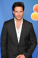 NEW YORK CITY, NY, USA - MAY 12: Peter Facinelli at the 2014 NBC Upfront Presentation held at the Jacob K. Javits Convention Center on May 12, 2014 in New York City, New York, United States. (Photo by Celebrity Monitor)